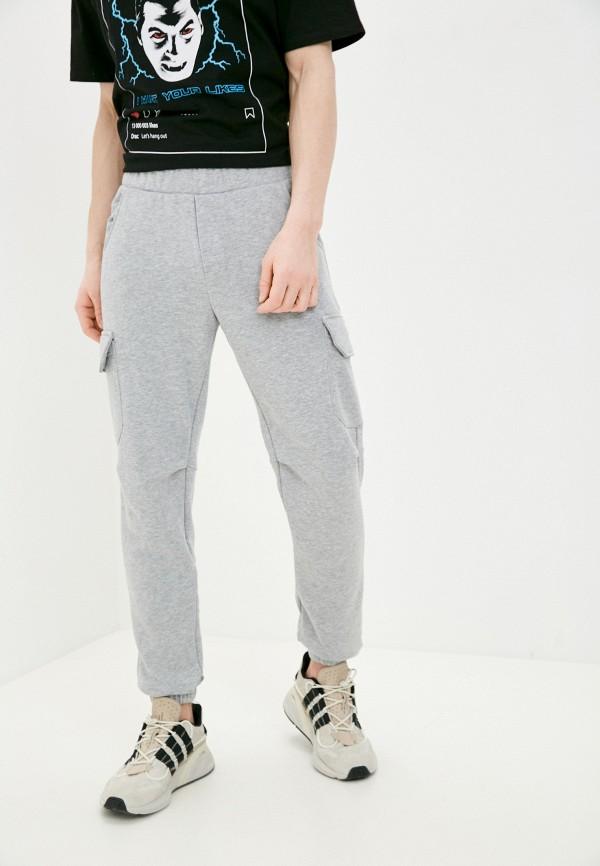 мужские спортивные брюки sitlly, серые