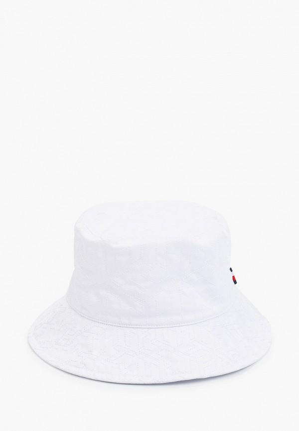 Панама Tommy Hilfiger белого цвета