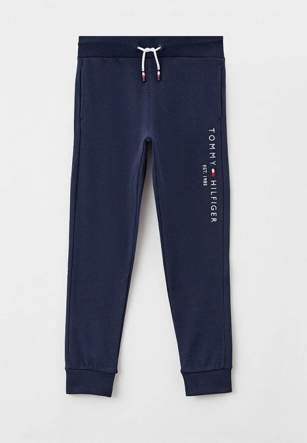 спортивные брюки tommy hilfiger для мальчика, синие