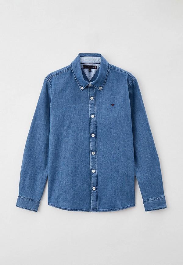 Рубашка джинсовая Tommy Hilfiger