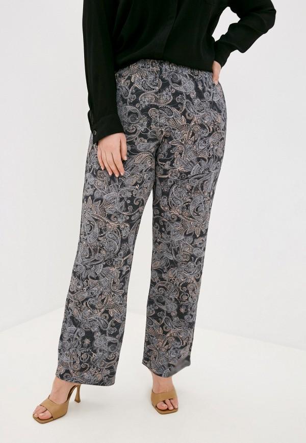 женские брюки клеш ulla popken, разноцветные