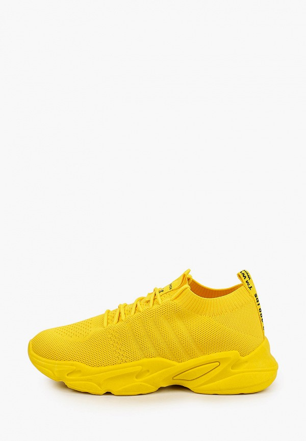 женские кроссовки wilmar, желтые