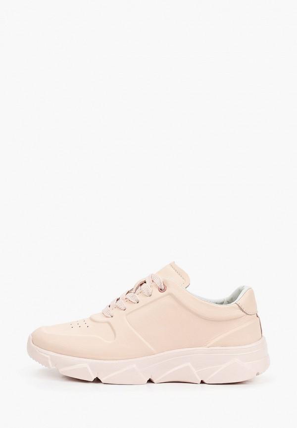 женские кроссовки wilmar, розовые