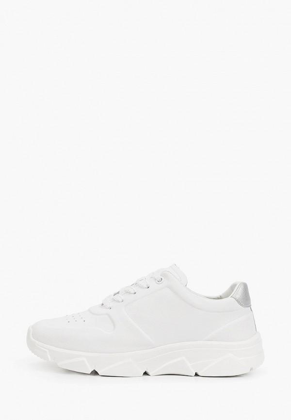 женские кроссовки wilmar, белые