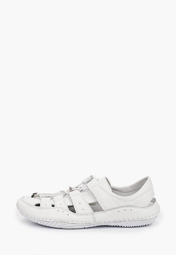 женские сандалии wilmar, белые
