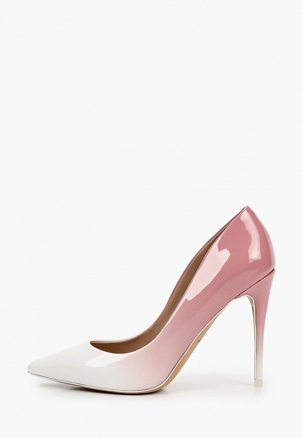 женские туфли aldo, розовые