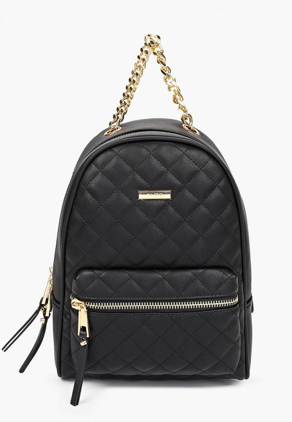 женский рюкзак aldo, черный