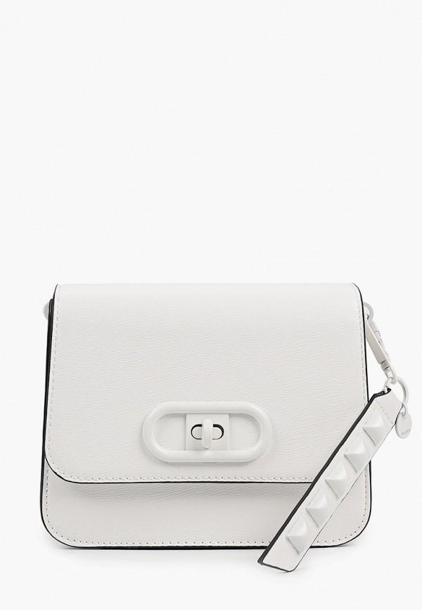 женская сумка aldo, белая