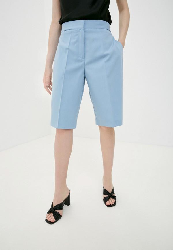 женские повседневные шорты imperial, голубые