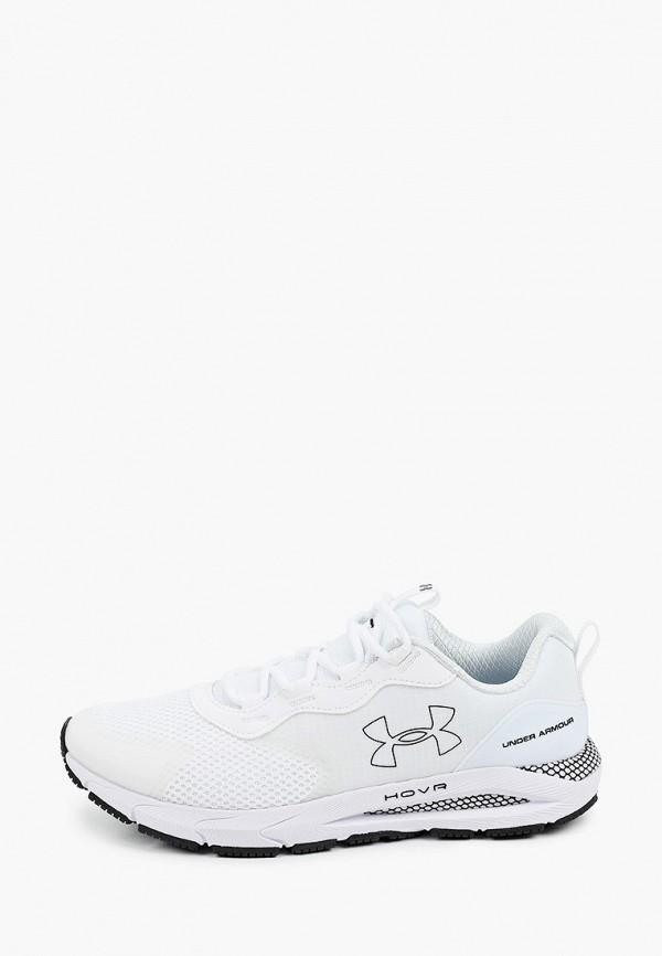 мужские кроссовки under armour, белые
