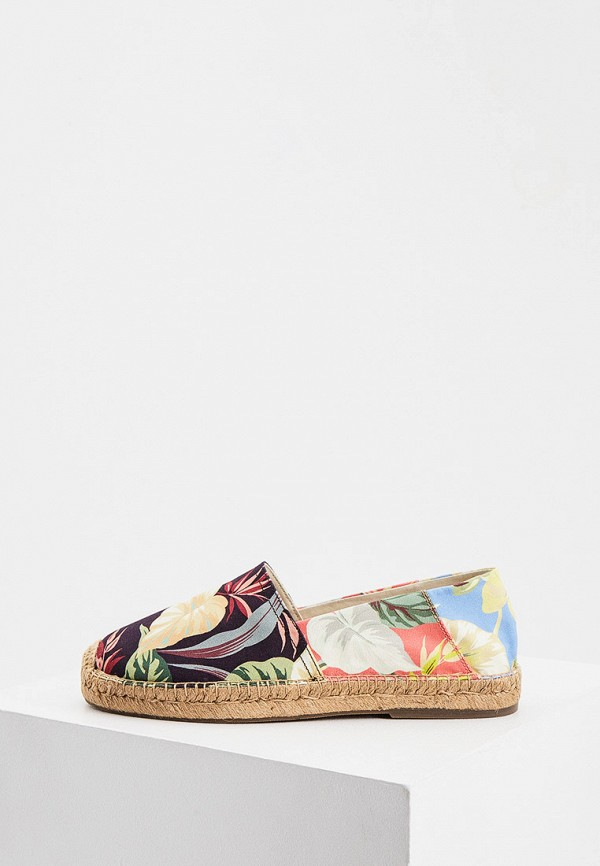 мужские эспадрильи polo ralph lauren, разноцветные