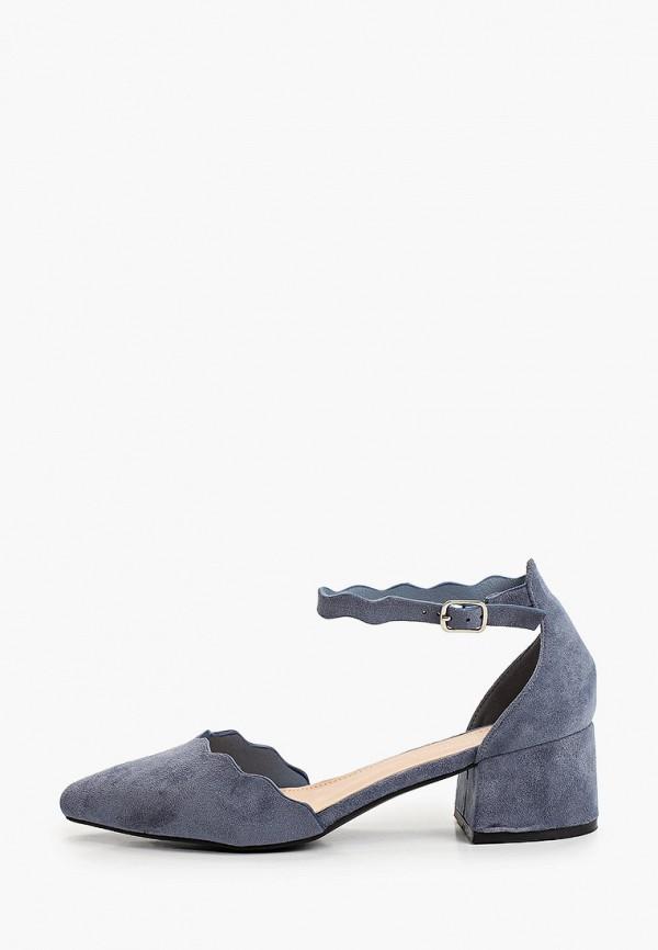 женские туфли mellisa, синие