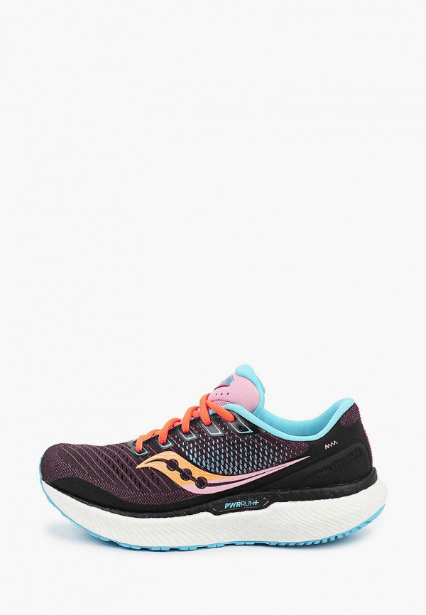 женские кроссовки saucony, разноцветные
