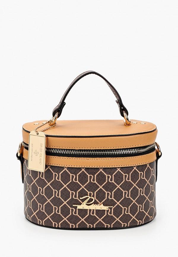 женская сумка river island, коричневая