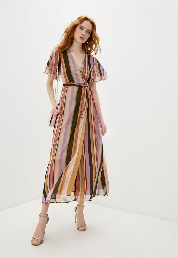 женское повседневные платье liu jo, разноцветное
