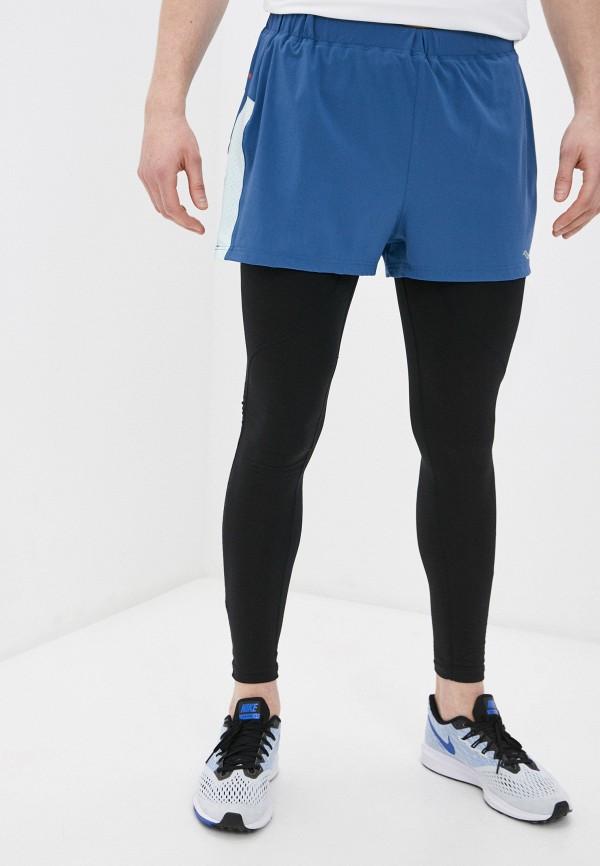 мужские спортивные шорты saucony, синие