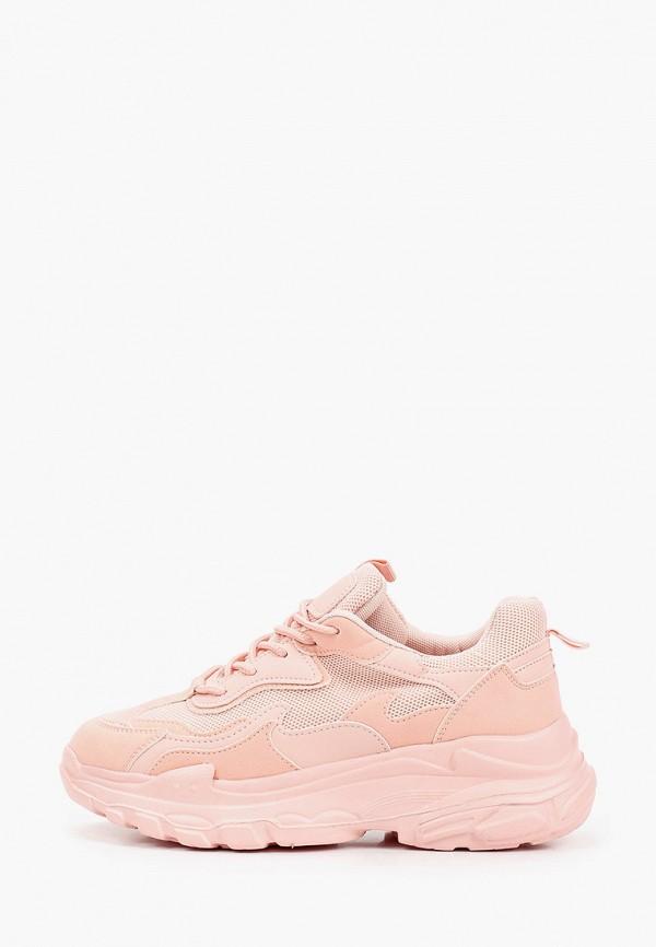 женские кроссовки vivian royal, розовые