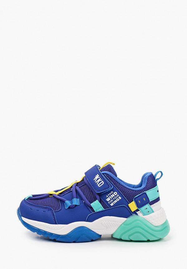 кроссовки kakadu для мальчика, синие