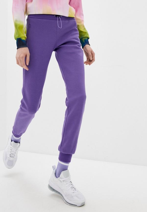 женские спортивные брюки colmar, фиолетовые