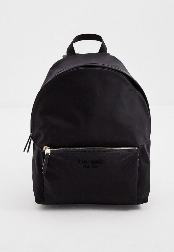 женский рюкзак kate spade, черный