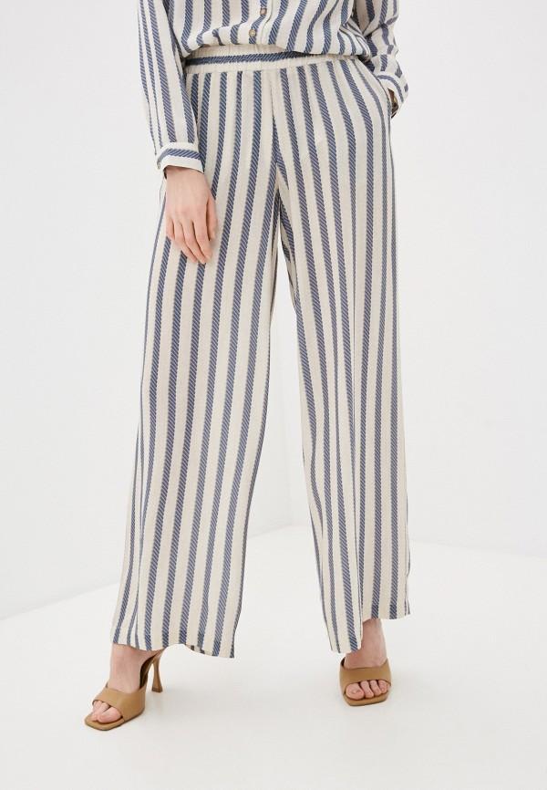 женские повседневные брюки bulmer, бежевые