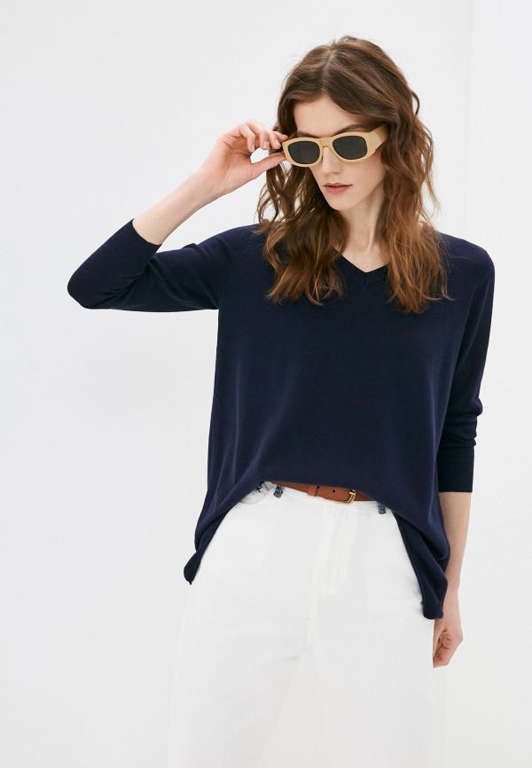 женский пуловер bulmer, синий