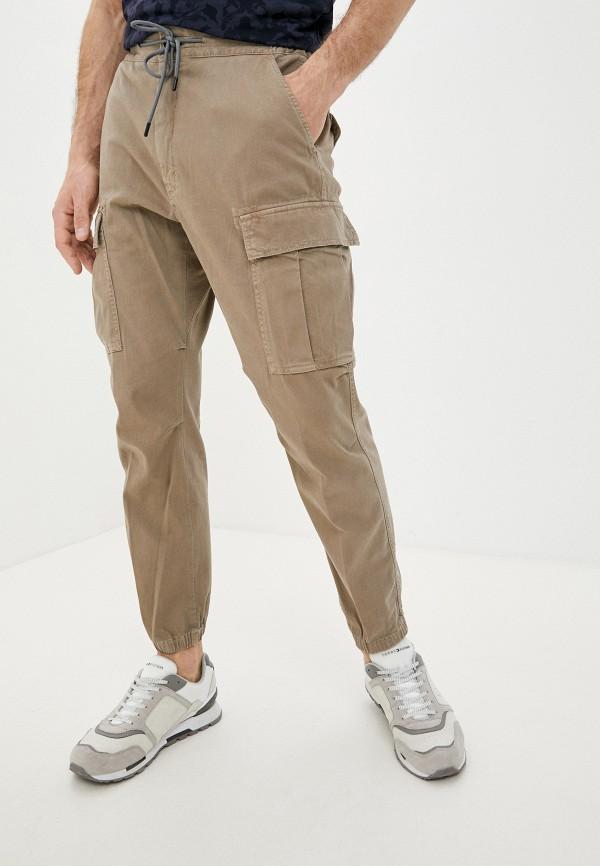 мужские брюки карго joop!, коричневые
