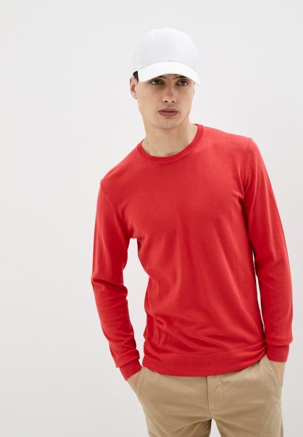 мужской джемпер strellson, красный