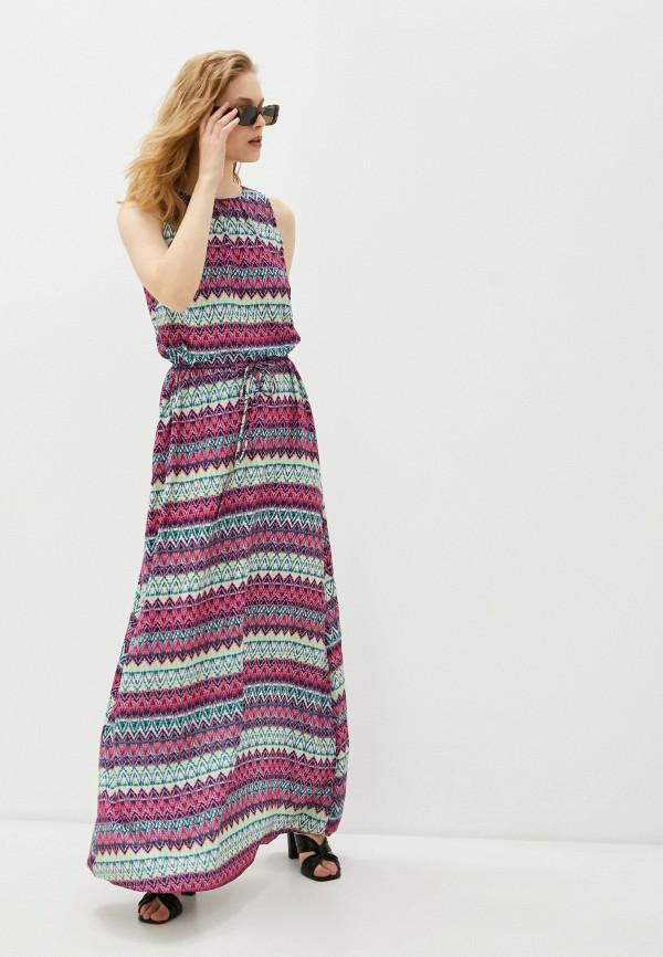 женское повседневные платье joop!, разноцветное