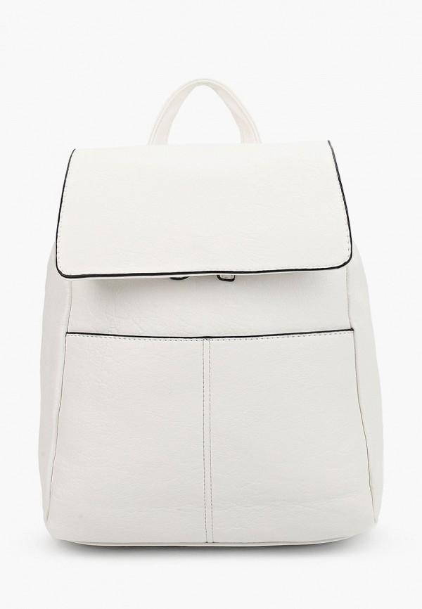 женский рюкзак moda sincera, белый