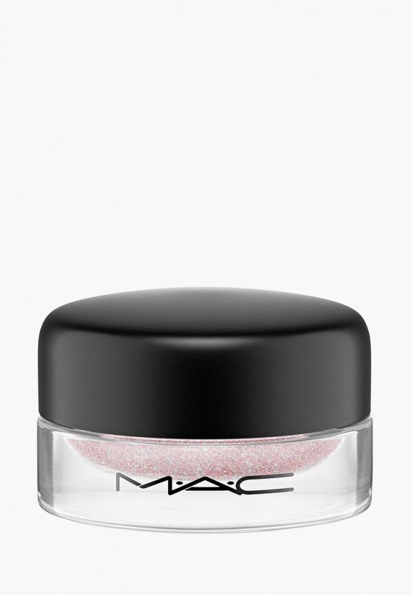 женский тени для век mac, розовый