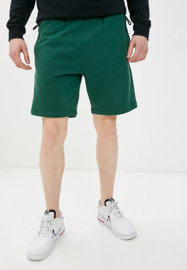 мужские спортивные шорты dc shoes, зеленые