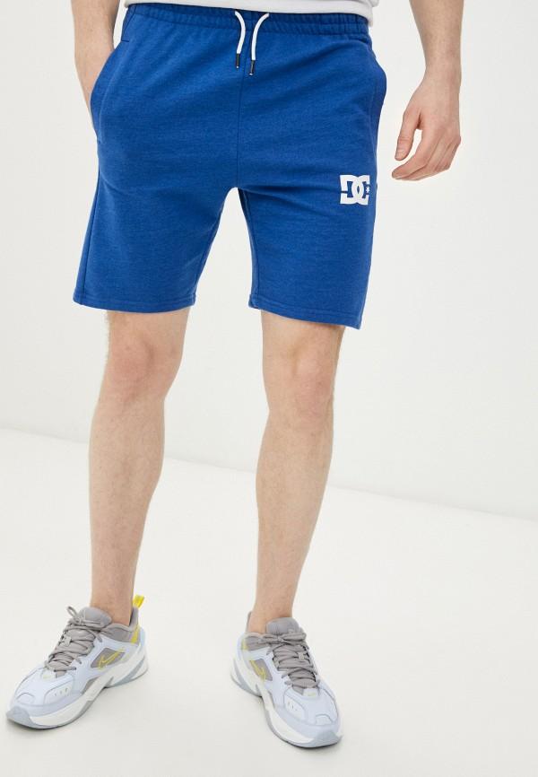 мужские спортивные шорты dc shoes, синие