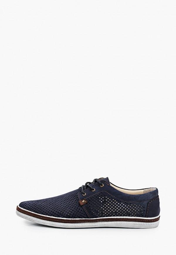 мужские ботинки der spur, синие