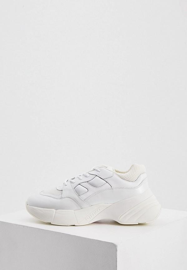 женские низкие кроссовки pinko, белые