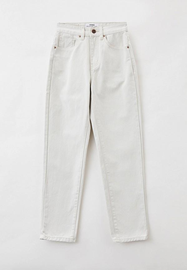 джинсы cotton on для девочки, белые