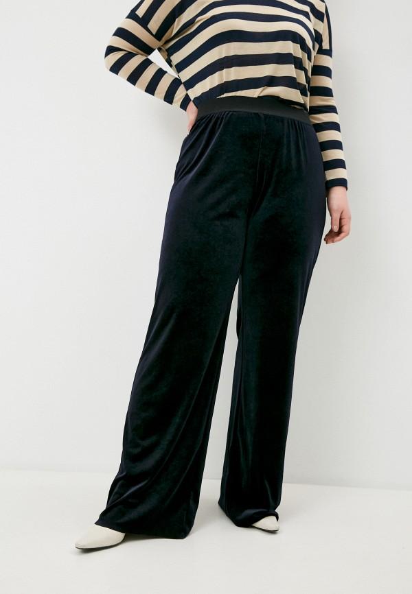 женские спортивные брюки elena miro, синие