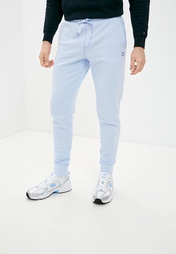 Брюки спортивные Tommy Hilfiger голубого цвета