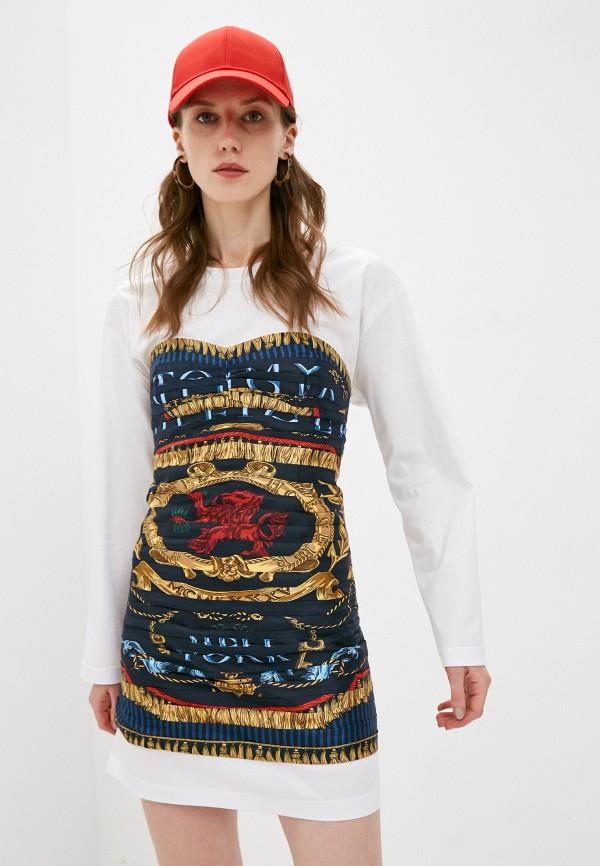 Платье Tommy Hilfiger разноцветного цвета
