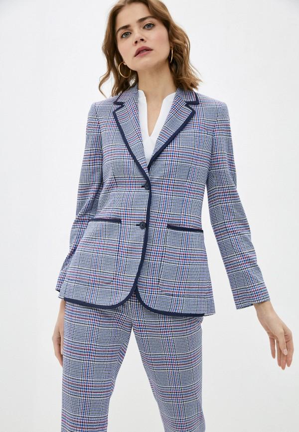 женский пиджак gant, синий
