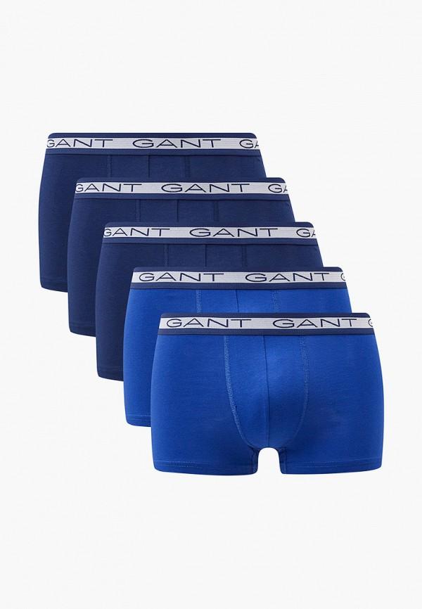 мужские трусы gant, синие