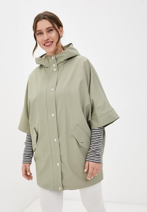 женская куртка shartrez, хаки