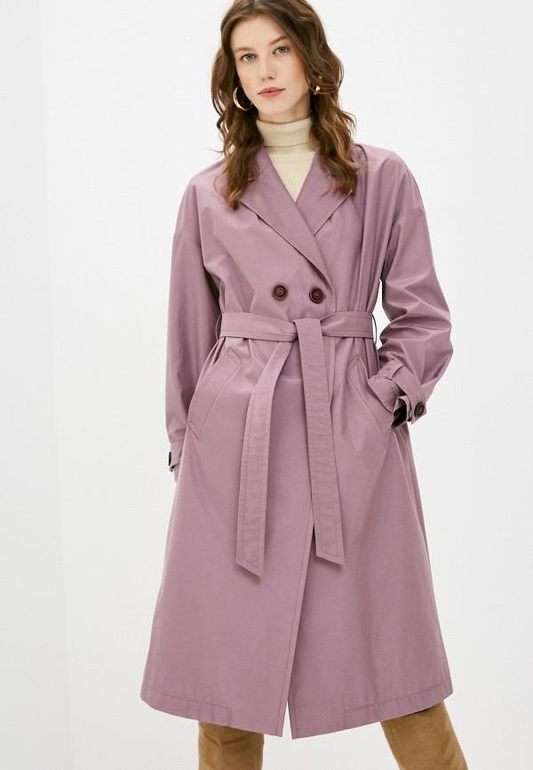женский плащ shartrez, фиолетовый