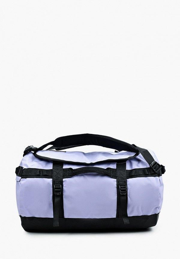 женская спортивные сумка the north face, фиолетовая