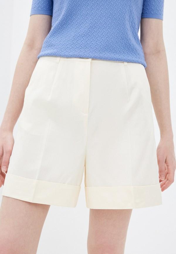 женские повседневные шорты pennyblack, бежевые