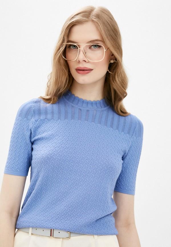 женский джемпер pennyblack, голубой