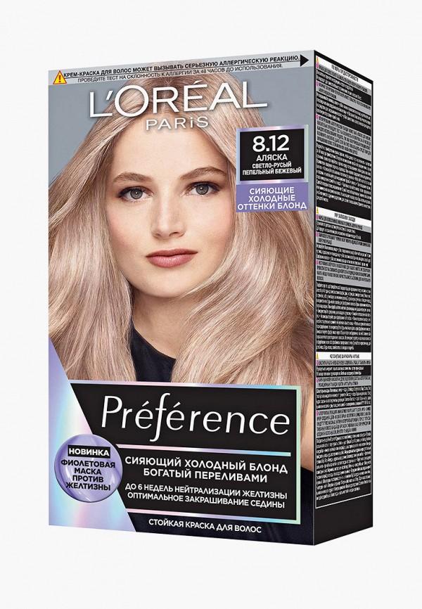 женский краска для волос l'oreal paris, белый