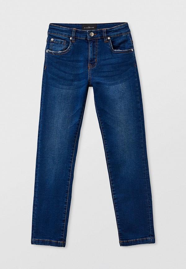 джинсы john richmond для девочки, синие