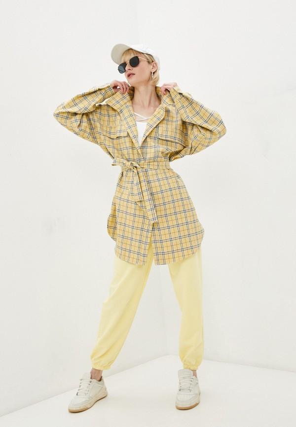женский костюм rainrain, желтый