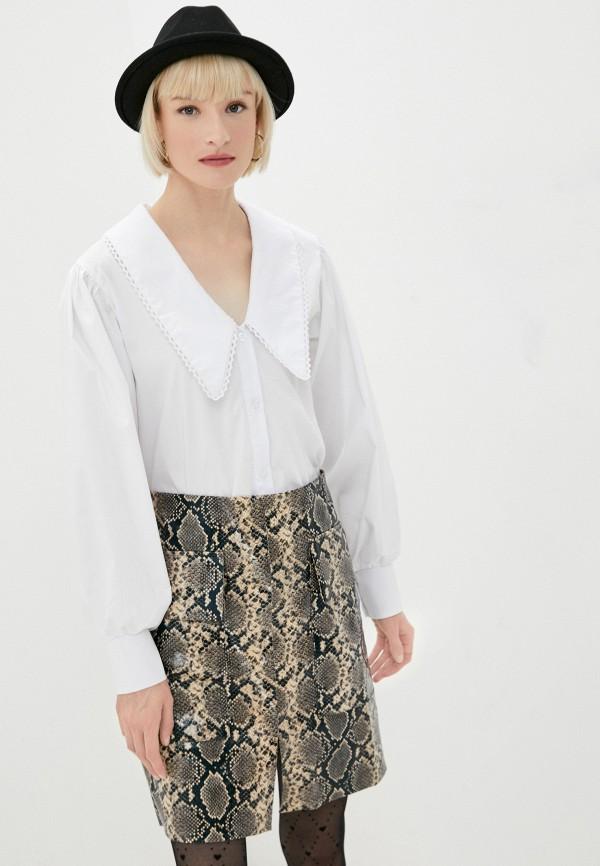 женская блузка rainrain, белая